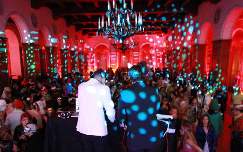 KCRW's Masquerade Ball