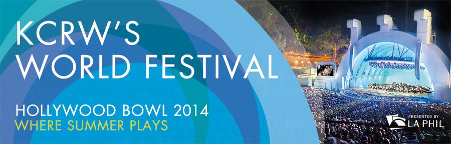 World Festival HB 2014 banner