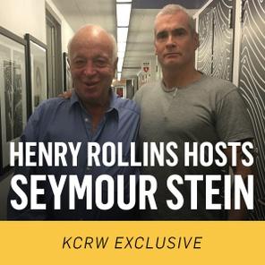 Henry Rollins Hosts Seymour Stein