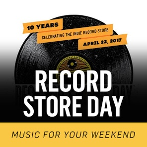 Music For Your Weekend: Record Store Day Edition