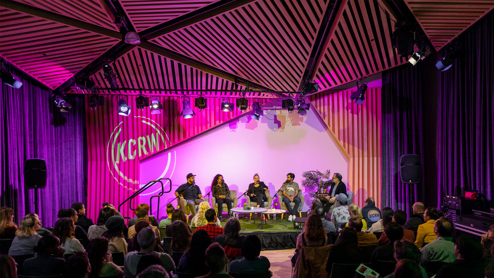 KCRW @ Home: Panel discussion on the current state of post-legalization of recreational use of marijuana: Take Me To Your Dealer Panel Discussion by Brian Feinzimer