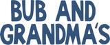 Bub & Grandma's Logo