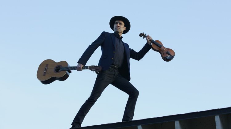 "Beloved virtuosic indie-pop musician Andrew Bird releases a new track titled ""Capital Crimes."" Bird also shares an exclusive playlist and log of what he's been up to during quarantine."