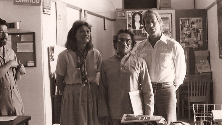 As his weekly posts on Rhythm Planet come to a close, Tom Schnabel remembers some of the wonderful experiences he had as a radio host and producer over his 43 years with KCRW.