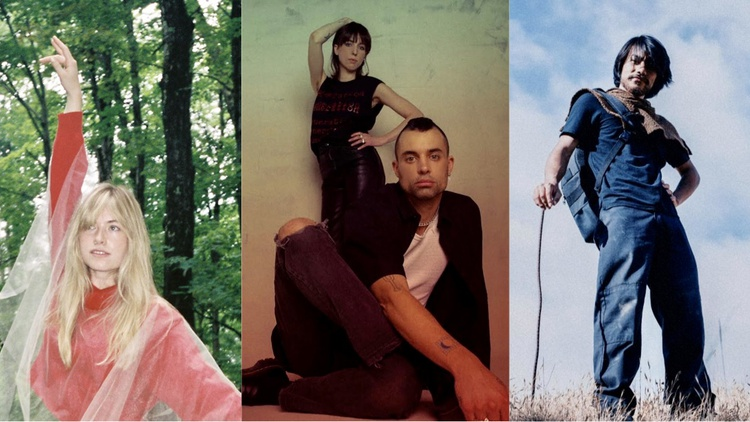 Five Songs to Hear This Week: Slacker jams, a retro Spanish ballad, and endless summer synth pop