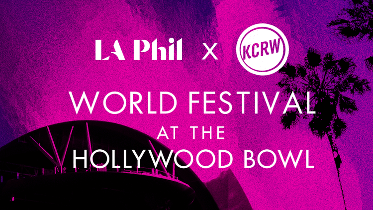 The Los Angeles Philharmonic Association and KCRW today announce details of an exclusive on-air series featuring previously recorded live concerts from KCRW's World Festival at the…