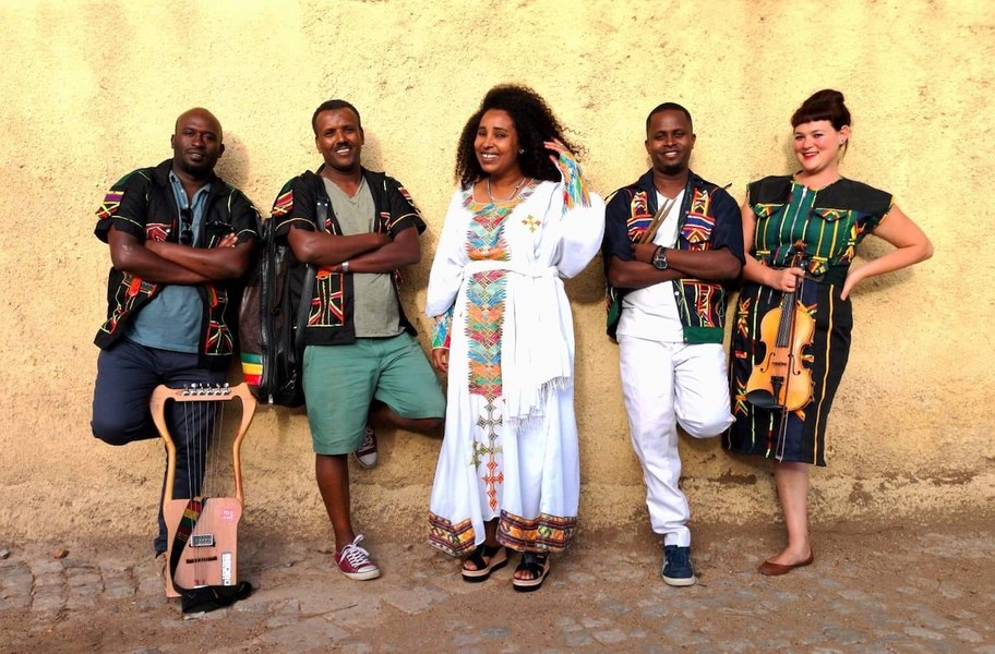 Ethiopian group QWANQWA