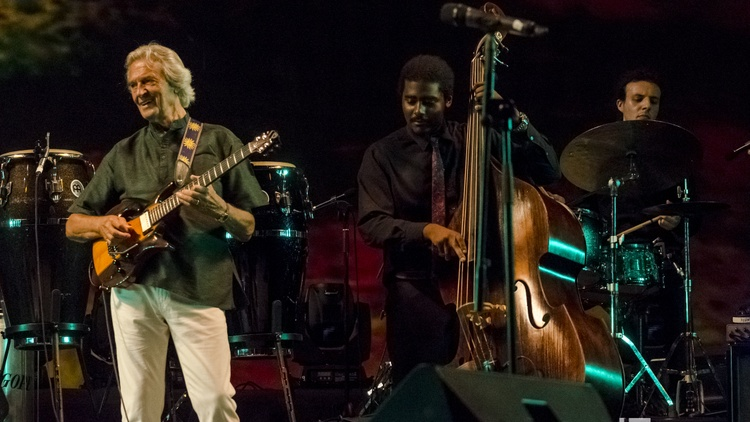 Jazz Legend John McLaughlin's Musical Magic