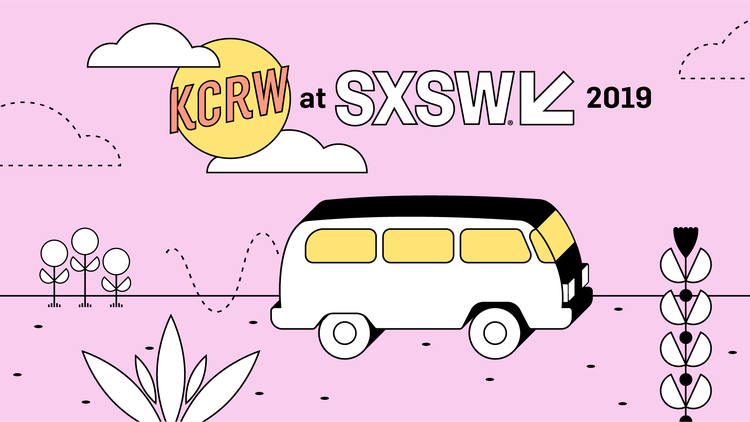 KCRW at SXSW 2019 - Showcases Announced