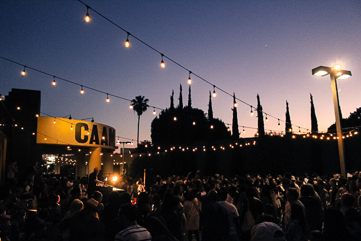 KCRW Summer Nights at the CAAM