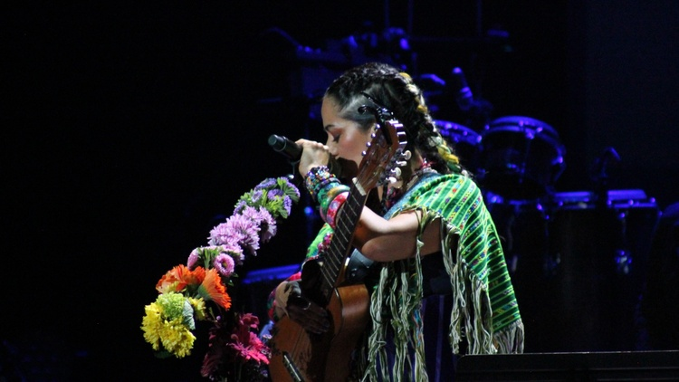 Oaxacan singer-songwriter Lila Downs has been an icon of Mexican folk music for decades, and is plotting a new album.José Galván spoke with her about her new single, being labeled as…
