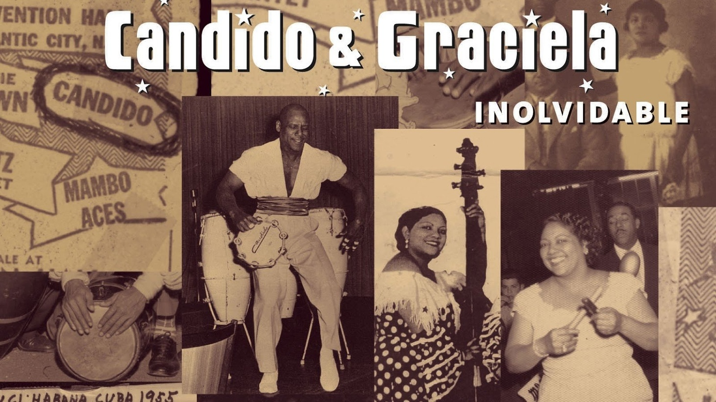 Cuban legends Candido & Graciela recorded their 2004 album Inolvidable when they were 82 and 88, respectively