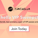 Music For Your Weekend: Coachella Sweepstakes Edition