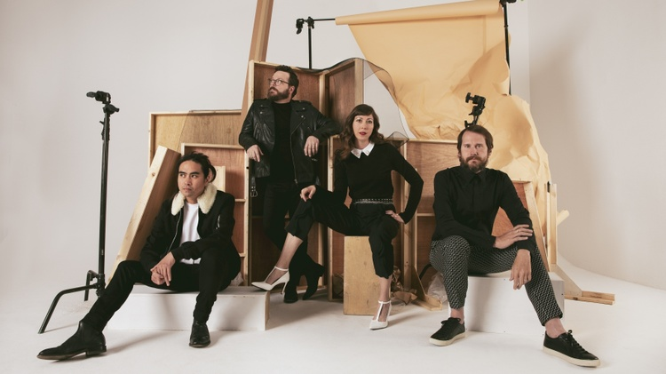 Music For Your Weekend feat. Silversun Pickups and Fontaines D.C.