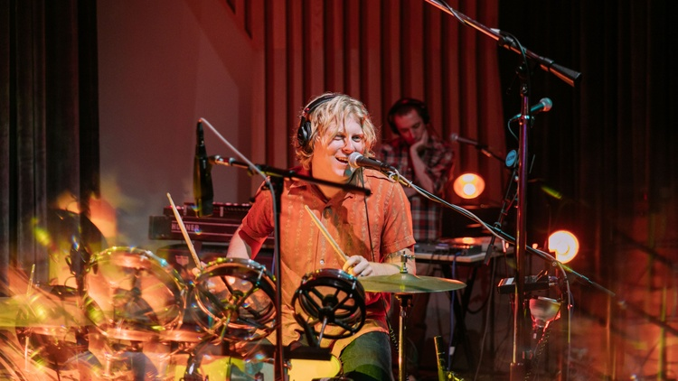 Ty Segall brought the Freedom Band to KCRW studios for a preview of his brandnew album First Taste. Mario Cotto has the highlights for you.