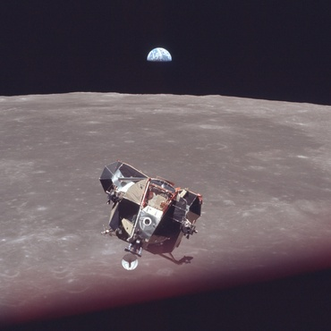 Over the past fifty years since the Apollo 11 moon landing, many musicians have found inspiration in the historic moment and responded in song.