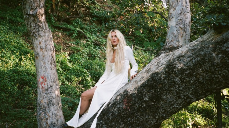 'I had nothing else to lose': Wild Belle's Natalie Bergman on seeking grace from tragedy on solo debut 'Mercy'