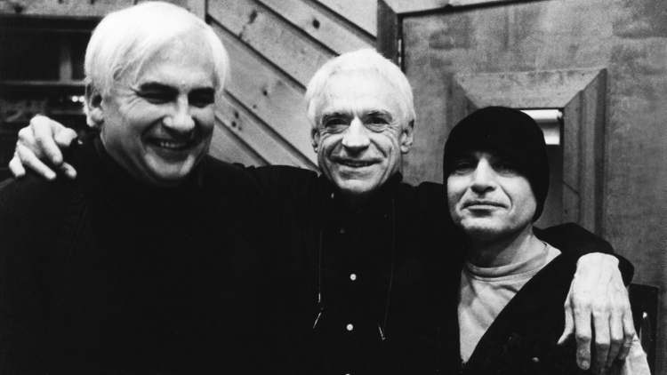 I love ECM's new posthumous album by pianist  Paul Bley  titled  When Will the Blues Leave , featuring bassist  Gary Peacock  and drummer  Paul Motian .