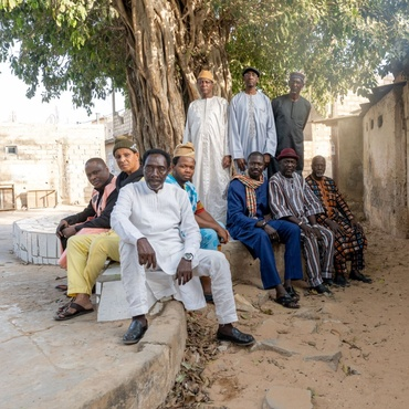 Iconic West African group Orchestra Baobab celebrates the Golden Anniversary of its formation with new vinyl release of their 2002 reunion album,  Specialist in All Styles .
