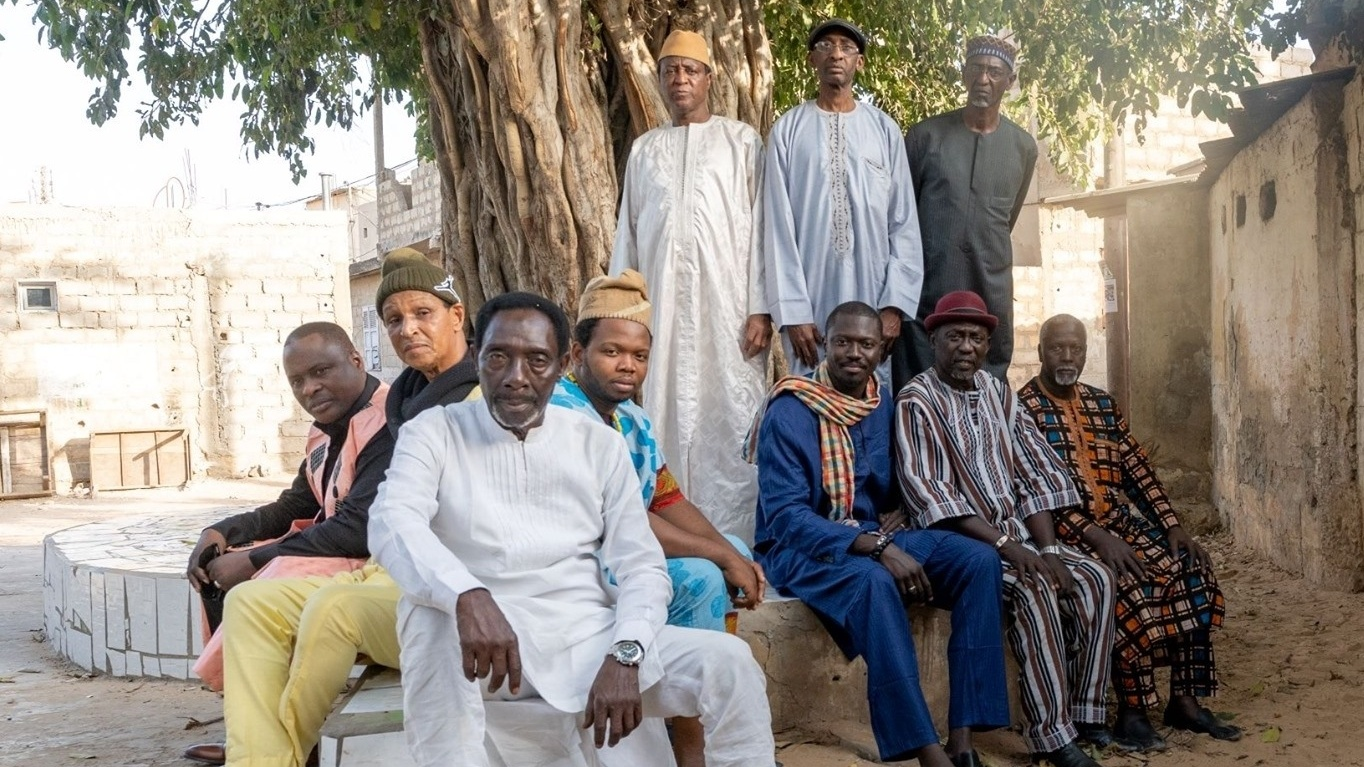 Iconic West African group Orchestra Baobab