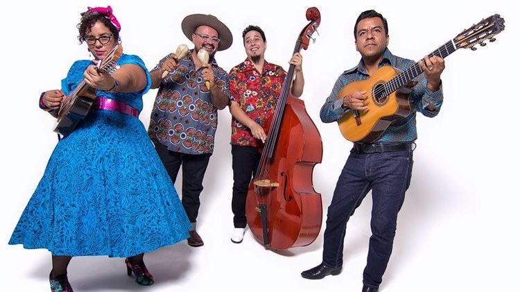 "LA mainstay La Santa Cecilia changed up their sound for new single ""Winning."" José Galván gives you the scoop."