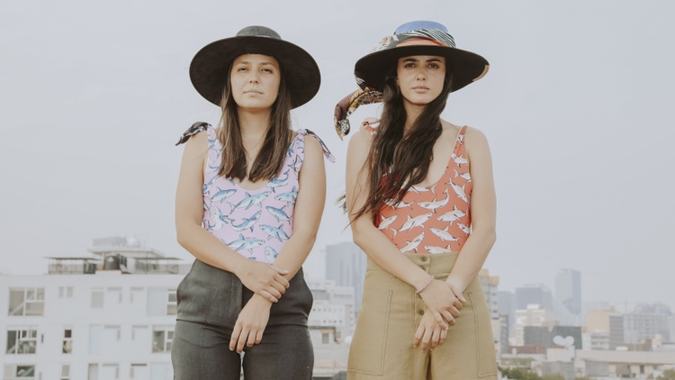 We bring you a track premiere from one of Cuba's first-ever female electronic duo PAUZA.