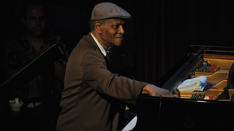 Jazz pianist McCoy Tyner had a special touch and sound. He joined John Coltrane's classic quartet at just 21 and provided the wings for Coltrane'ssonic explorations.