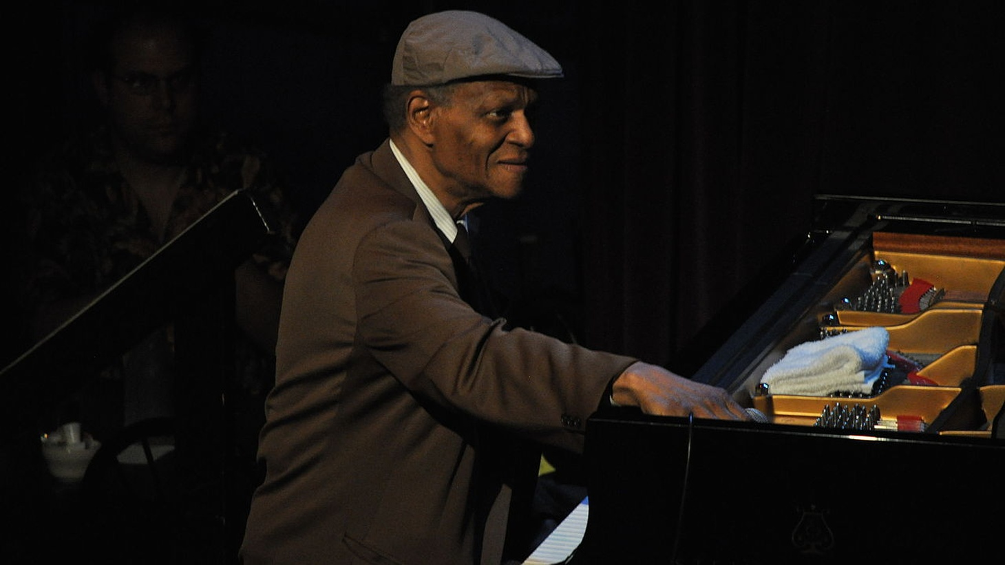 McCoy Tyner with his quartet at Jazz Alley, Seattle, 2012