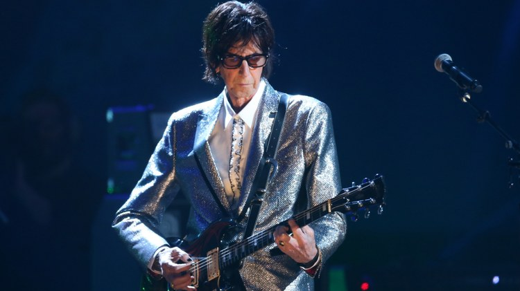 KCRW DJ Eric J. Lawrence pays tribute to The Cars' Ric Ocasek, who died September 15, 2019. Ocasek was the main songwriter of The Cars, and a master of the glossy power pop tune.