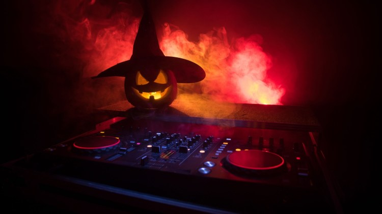 Rhythm Planet's Alternative Halloween Playlist