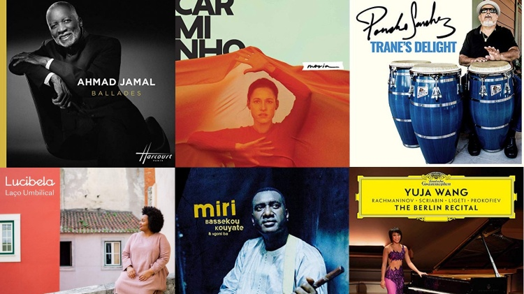 Tom Schnabel picks his favorite jazz, world, and classical releases of 2019.