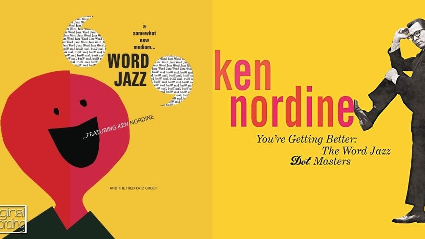 Ken Nordine's Word Jazz Albums