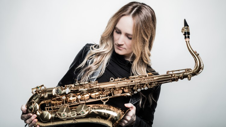 Tom Schnabel shines a spotlight on a few women in jazz now who are playing exceptional music on instruments once reserved for male jazz musicians.