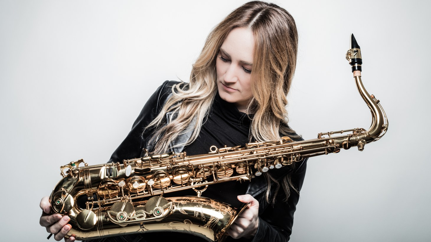Saxophonist and composer Roxy Coss