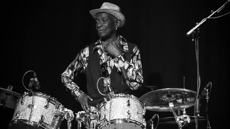 Tom Schnabel shares an appreciation of Afrobeat pioneer, Tony Allen, who died this week.