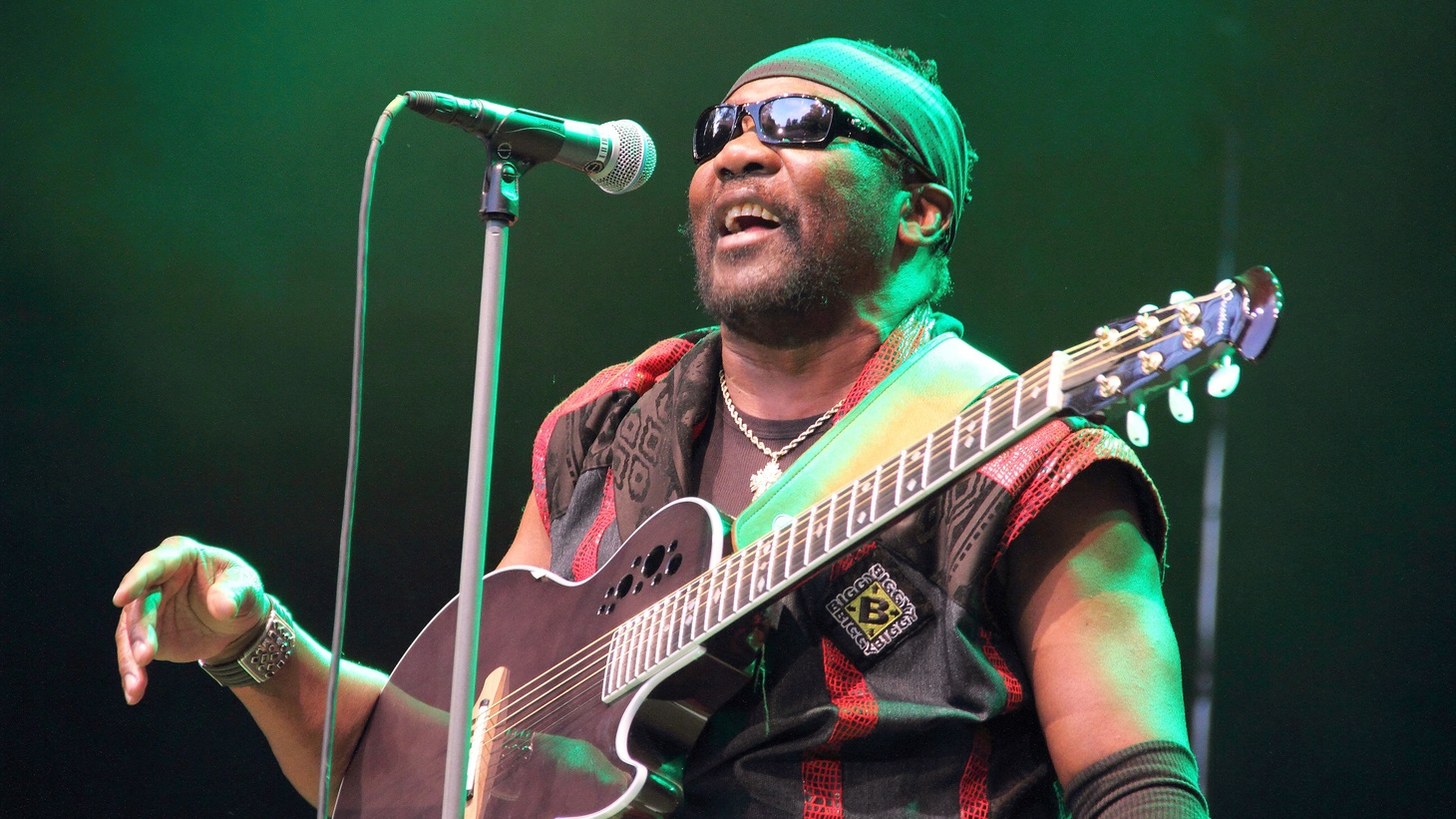Toots & The Maytals at Rudolstadt-Festival 2017.