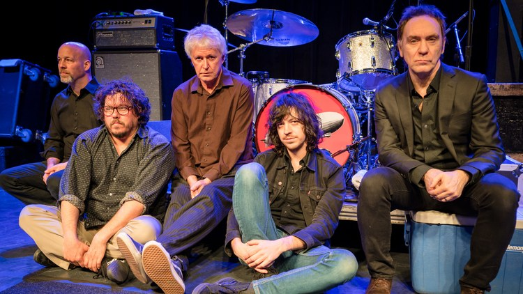 Longtime power pop heroes Guided By Voices announce new album and premiere track on kcrw.com.