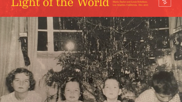 "Talk about a holiday treat! I just received ""Light of the World"" from Maria Taylor and Louis Schefano and it is a beauty. Maria has been one of my favorite…"