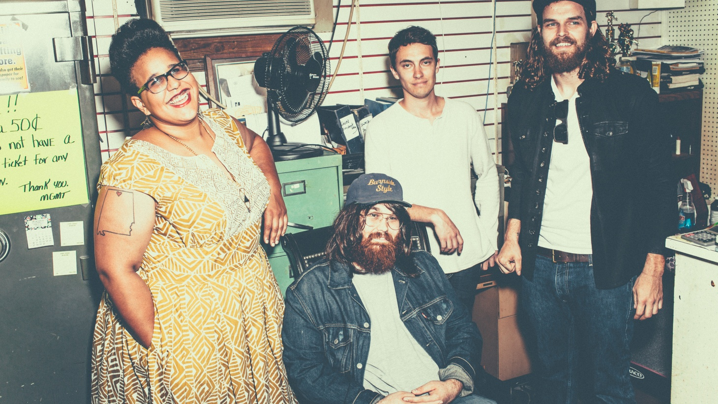 Musical powerhouse Brittany Howard and her merry band of rockin' friends return with a highly-anticipated sophomore album.