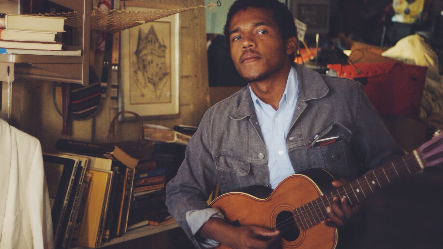 Flashing both the raw talent of a recruit and the acumen of a much older musician, Booker's self-titled debut shows off both his youth and his grasp of past musical forms.