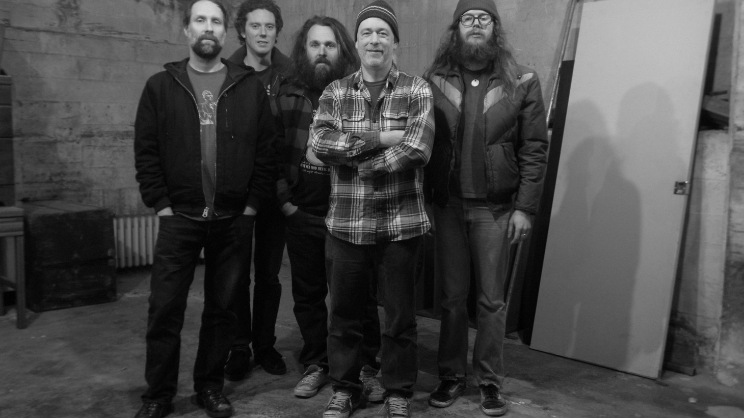 Longtime indie rock favorites Built to Spill return with their 8th album, another batch of sprawling guitar-driven tunes, this time with a new rhythm section.