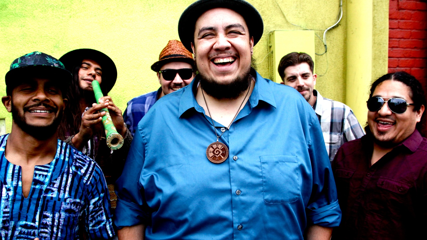 Finally, the local collective Buyepongo, one of LA's favorite local proponents of mashing-up various Latin American styles into a whole new thing, are releasing their debut album, nicely capturing their infectious vibe to which those who have seen their energetic live act can fully attest.
