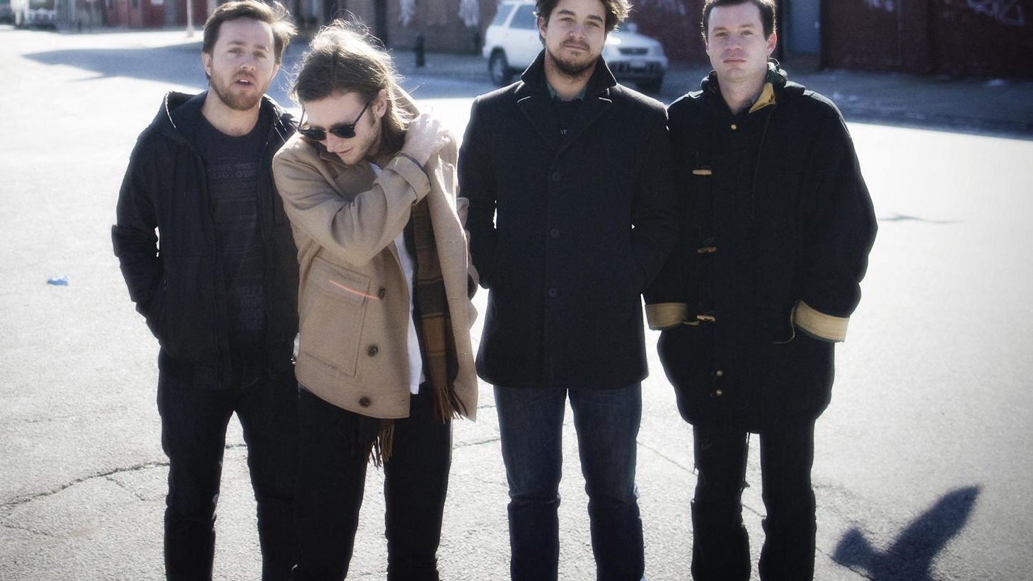 """If there is a lyrical theme in Delta Sprit's new sophomore record it's probably the idea of loss -- and the strength and endurance we discover as subjects in the great experiments of love and life.     Similar to artists like Mumford & Sons, Dr. Dog, the Jayhawks and The Whigs, Delta Spirit stay faithful to a foundation of roots-rock influences while incorporating a modern, indie-rock sound that keeps the music feeling fresh and contemporary.  And it's an album that grows on you in the best of ways.  When lead singer Matt Vazquez sings on """"Bushwick Blues,"""" """"My love is strong, but my heart is weak,"""" you can't help but feel his vulnerability and identify with his feeling of tentative conviction. While tracks like """"Vivian"""" and """"White Table"""" lay bear all the truths and dents we accumulate over time with a wisdom that says don't worry, that's exactly the way it's supposed to be.  With a mix of stark and gorgeous harmonica, finger picking guitar, and multi-instrumentalism, History from Below provides a gentle nudge into music reinvention while feeling comfortably familiar so you can sit back and take it all in.  Official artist website: http://www.deltaspirit.net  History From Below will be available on-demand May 24 - June 22, 2010  Track listing:  1. 911 2. Bushwick Blues 3. Salt In The Wound 4. White Table 5. Ransom Man 6. Devil Knows Your Dead 7. Golden State 8. Scarecrow 9. Vivian   10. St. Francis 11. Ballad Of Vitaly  -->"""