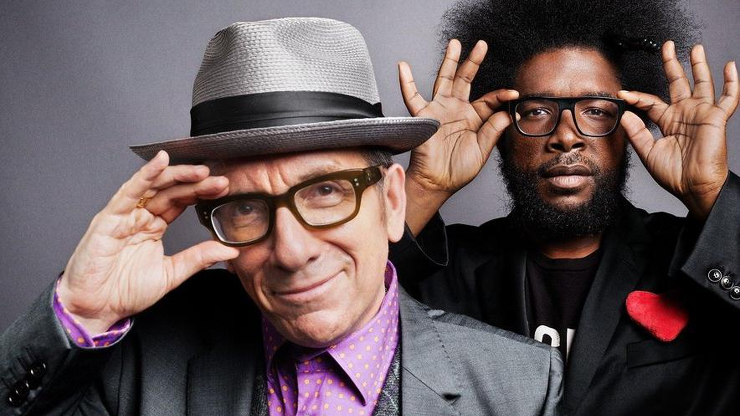 Wise Up Ghost is Costello's collaboration with The Roots, hip-hop's most admired live act and a recording venture as conceptually adventurous as Costello himself.
