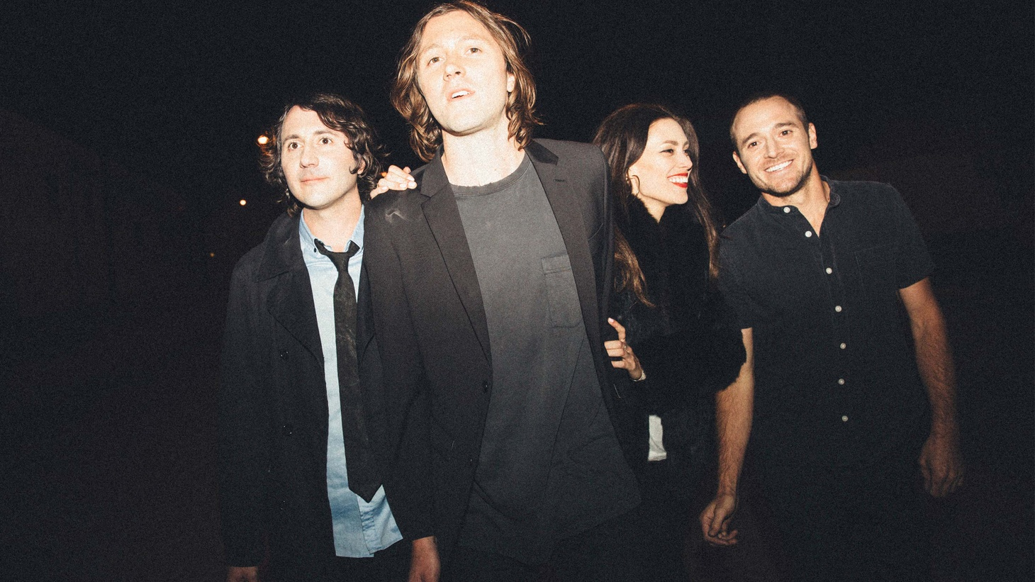 """LA-based band Family of the Year have been around for a number of years now, but they had a really big boost with the appearance of their song """"Hero"""" in the 2014 Oscar-nominated film, Boyhood. The song became something of an international sensation, but sooner or later the rollercoaster stops, and the question becomes how to follow up."""