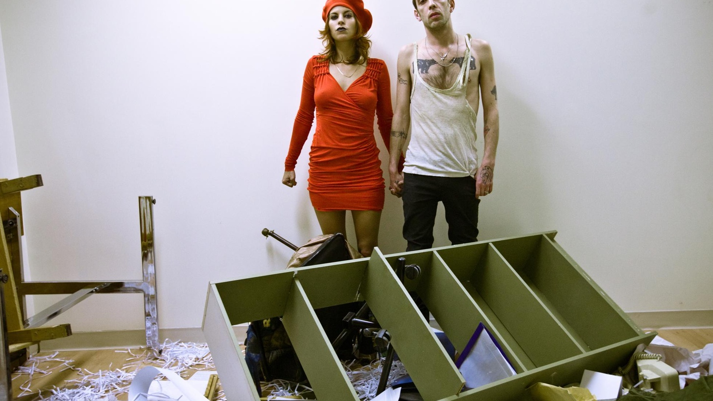As a Wolf Parade fan, I was curious about the release of another album from Handsome Furs, the husband and wife duo comprised of Wolf Parade frontman Dan Boeckner and his wife Alexei Perry.