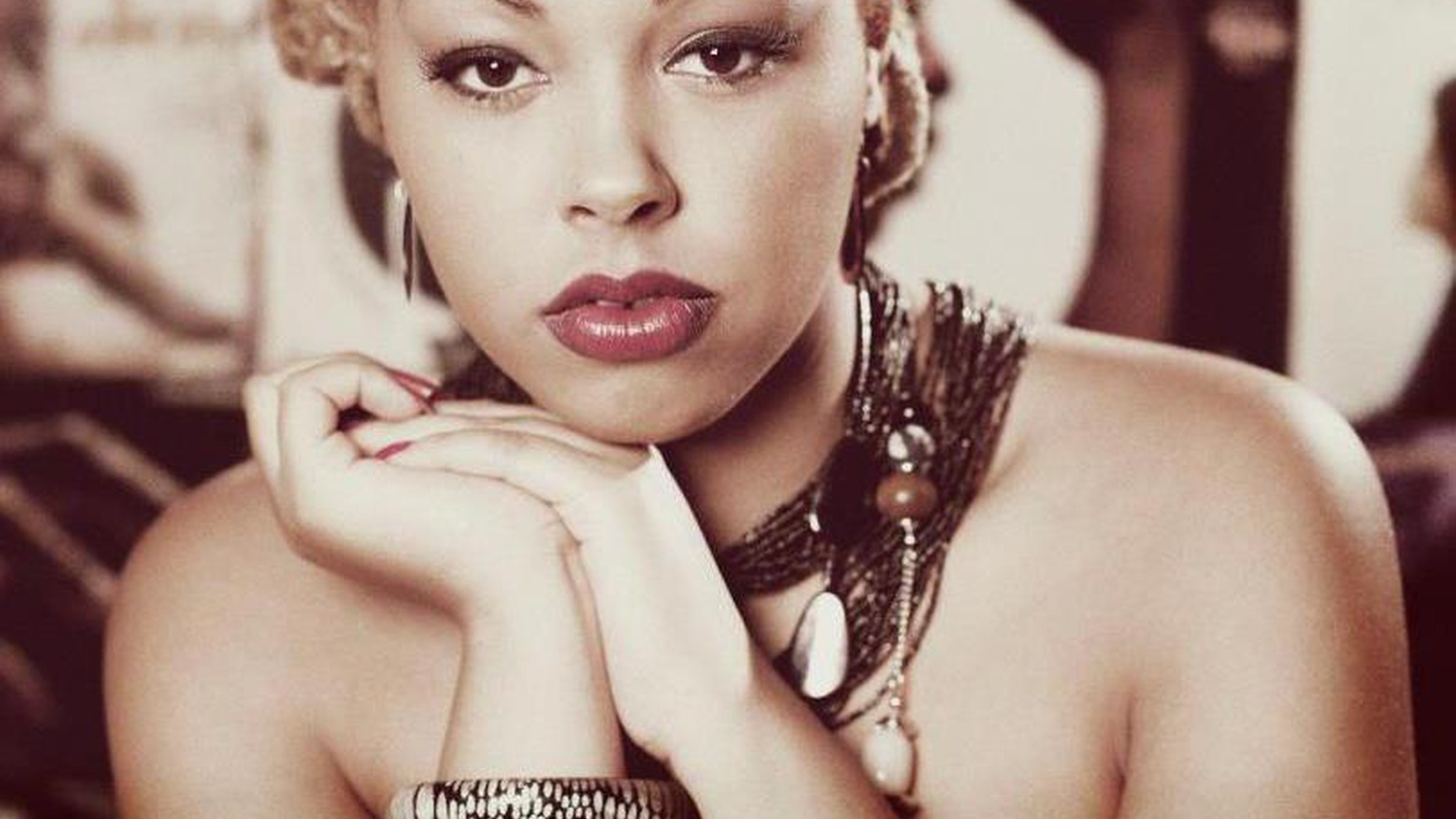Harleighblu offers a hip-hop-infused brand of uptempo soul that demands attention.