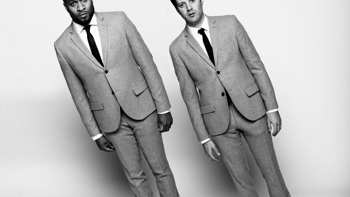 Mayer Hawthorne and Kendall Tucker channel 80s-era electro-pop on their full-length debut as Jaded Incorporated.