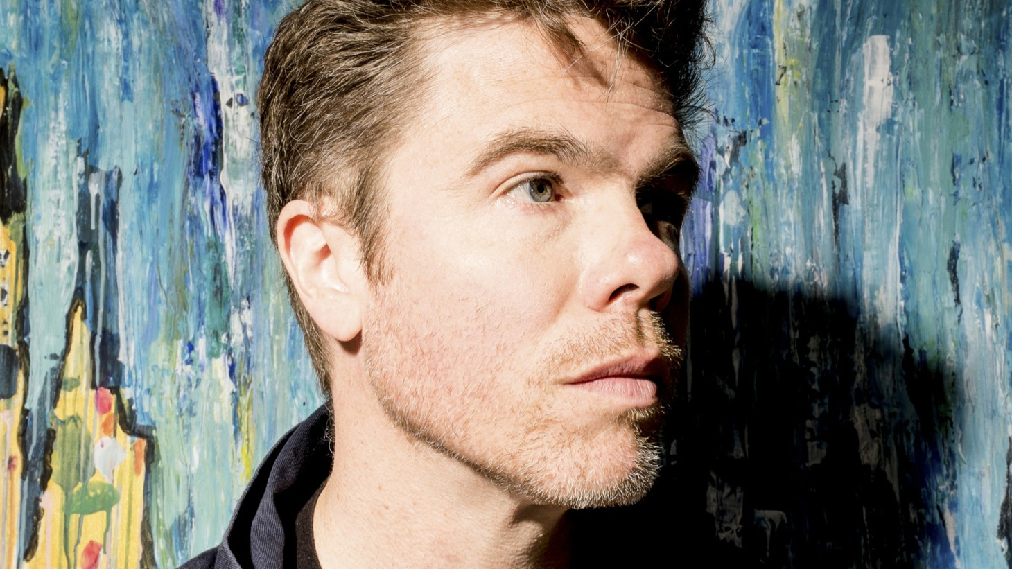 """As its title suggests, Sermon On The Rocks is Josh Ritter's foray into what the singer himself calls """"messianic oracular honky-tonk,"""" often dispensed via a kind of traveling-preacher/snake-oil-salesman persona. Which means, in turn, that Sermon On The Rocks is lighter than usual on the sincere rumination that has marked many of its predecessors."""