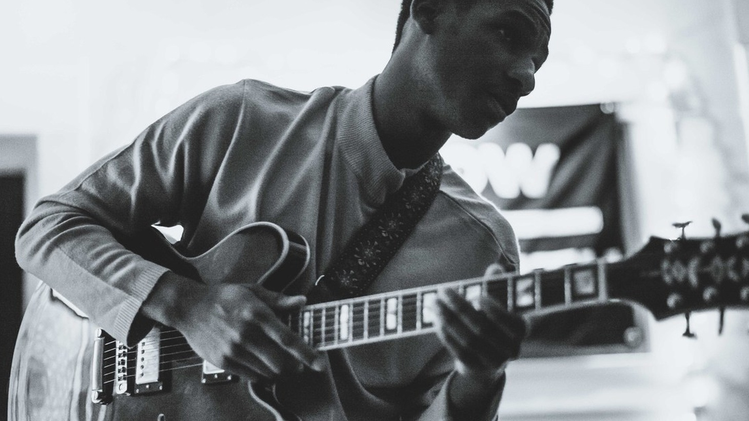 In a remarkably short amount of time, soulful singer/songwriter Leon Bridges has come a long way from singing at open mics at his hometown of Fort Worth, TX. His debut album, Coming Home, is sure to be a summer favorite.